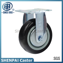 "5"" Super Polyurethane Rigid Caster Wheel"