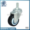"2"" Black PU Swivel Locking Caster Wheel"